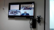 Web conferencing lecture held by Dr. Saleem